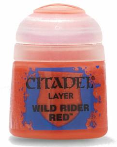 Citadel Layer Paint: Wild Rider Red (12ml)