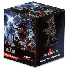 Dungeons & Dragons Miniatures: Icons of the Realms - Monster Menagerie Treant Premium Figure