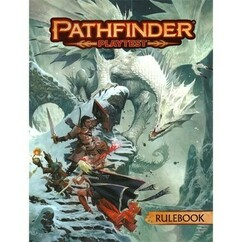 Pathfinder RPG: Playtest Rulebook (Softcover)