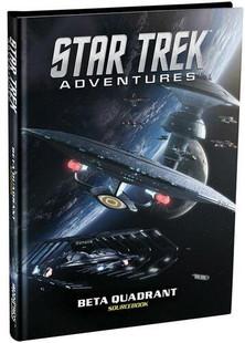 Star Trek Adventures RPG: Beta Quadrant Sourcebook