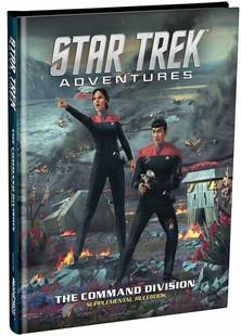 Star Trek Adventures RPG: Command Division Supplement