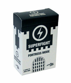 Superfight: Fortress Mode Deck Expansion
