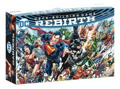 DC Comics Deck Building Game: Rebirth