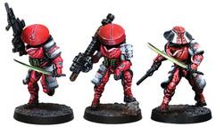 Infinity: Non-Aligned Armies NA2-JSA - Tanko Zensenbutai