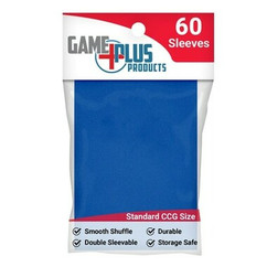 Standard Size Blue Card Sleeves (60ct)