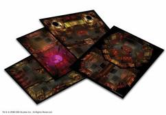 Star Trek Adventures RPG: The Next Generation - Klingon Tile Set
