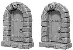 Deep Cuts Unpainted Miniatures: Doors