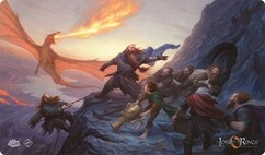 The Lord of the Rings LCG: On the Doorstep - Playmat