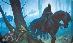 The Lord of the Rings LCG: The Black Riders - Playmat