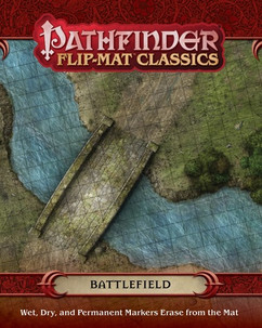 Pathfinder RPG: Flip-Mat Classics - Battlefield