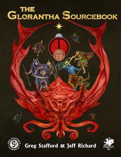 The Glorantha Sourcebook (Hardcover)