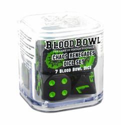 Blood Bowl: Chaos Renegades Dice