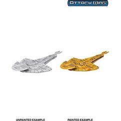 Star Trek: Deep Cuts Unpainted Ships - Cardassian Galor Class