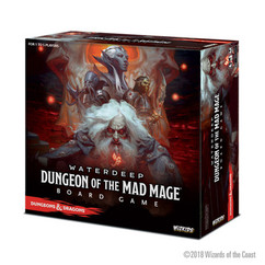 Dungeons & Dragons: Waterdeep - Dungeon of the Mad Mage (Standard Edition)