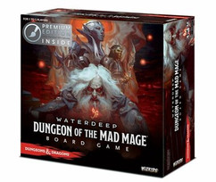 Dungeons & Dragons: Waterdeep - Dungeon of the Mad Mage (Premium Edition)