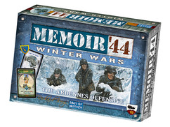 Memoir '44: Winter Wars, The Ardennes Offensive Expansion