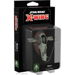 Star Wars X-Wing 2nd Edition: Slave 1 Expansion Pack