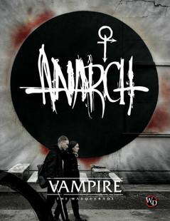 Vampire: The Masquerade 5th Edition - Anarch (On Sale)