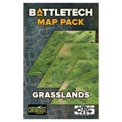 Battletech: Map Set - Grasslands