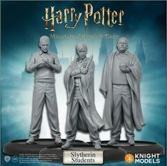 Harry Potter Miniatures Game: Slytherin Students Pack (On Sale)