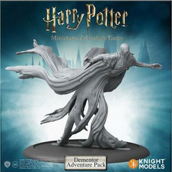 Harry Potter Miniatures Game: Dementor Adventure Pack (On Sale)