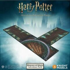 Harry Potter Miniatures Game: Ministry of Magic Adventure Pack (On Sale)