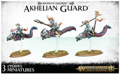 Warhammer Age of Sigmar: Idoneth Deepkin: Akhelian Guard