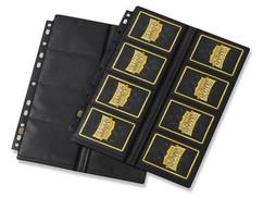 Dragon Shield: Non-Glare Center Loader 16-Pocket Pages (50ct)