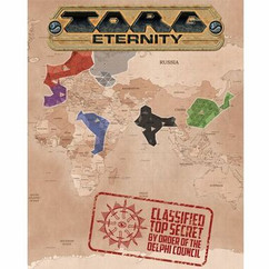 Torg Eternity RPG: Poster Map (PREORDER)
