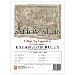 Falling Sky: Ariovistus Expansion