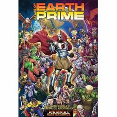 Mutants & Masterminds RPG: Atlas of Earth Prime (Hardcover)
