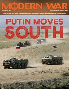Modern War: #37 Game Edition - Putin Moves South
