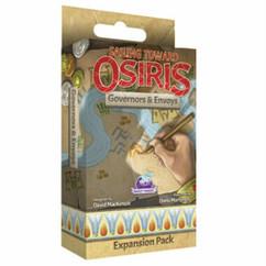 Sailing Toward Osiris: Governors & Envoys Expansion