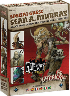 Zombicide: Green Horde - Special Guest Artist Sean A. Murray