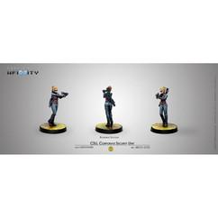 Infinity: CSU, Corporate Security Unit (Boarding Shotgun)