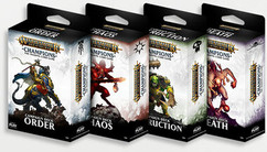 Warhammer TCG: Age of Sigmar Champions - Campaign Deck (4ct)
