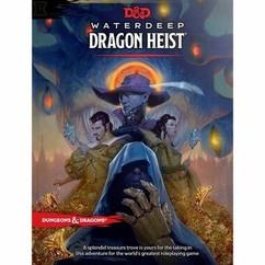 Dungeons & Dragons RPG: Waterdeep - Dragon Heist (Hardcover)