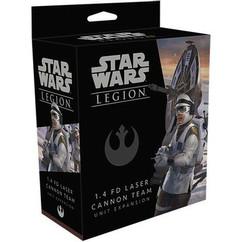 Star Wars: Legion - 1.4 FD Laser Cannon Team Unit Expansion