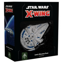 Star Wars X-Wing 2nd Edition: Lando's Millennium Falcon Expansion Pack