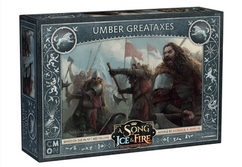 A Song of Ice & Fire Miniatures Game: Umber Greataxes