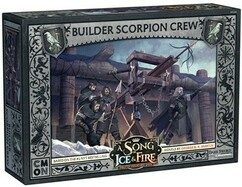 A Song of Ice & Fire Miniatures Game: Builder Scorpion Crew