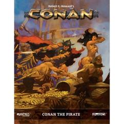 Conan RPG: Conan the Pirate (Hardcover)
