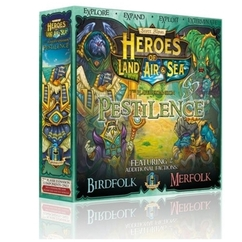 Heroes of Land, Air and Sea: Pestilence Expansion