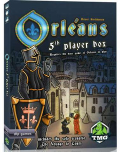 Orleans: 5th Player Expansion