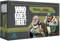 Who Goes There?: Blair & Clark Expansion Pack