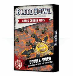 Blood Bowl: Chaos Chosen Pitch & Dugout