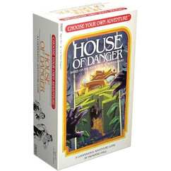 Choose Your Own Adventure: House of Danger (On Sale) (Add to cart to see price)
