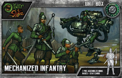 The Other Side: Abyssinia - Mechanized Infantry