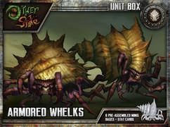 The Other Side: Gibbering Hordes - Armored Whelks