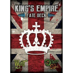 The Other Side: King's Empire - Fate Deck